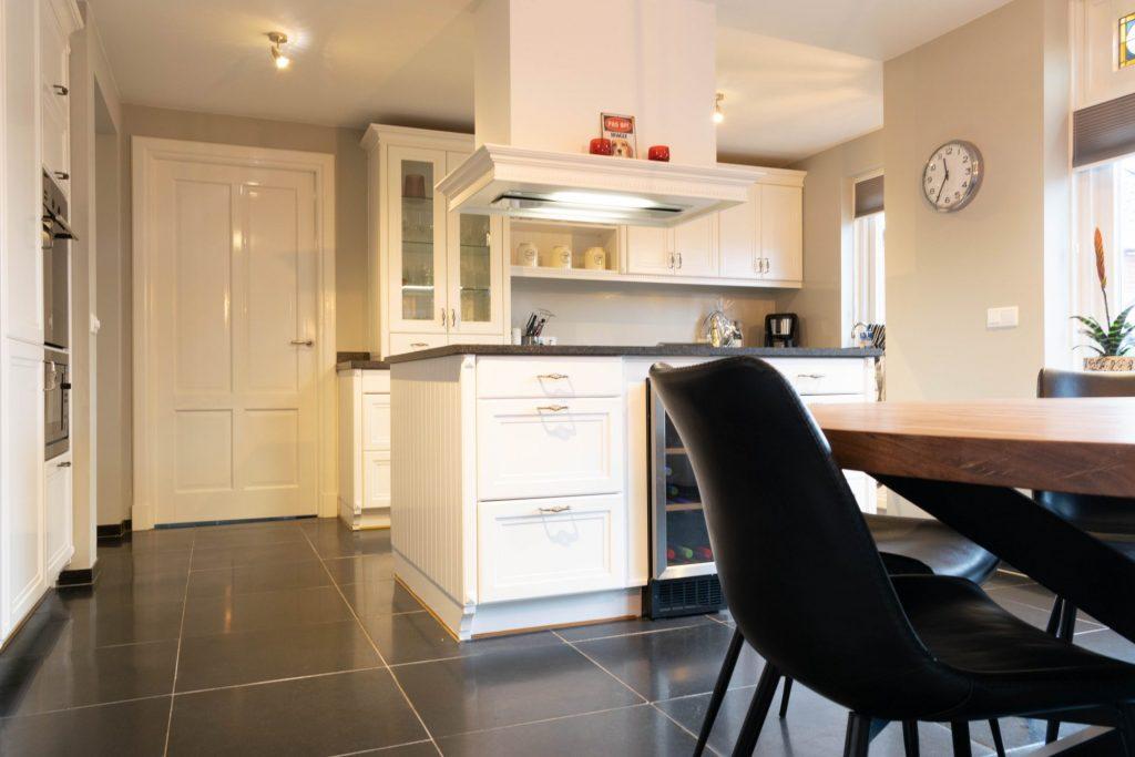 detailfoto keuken interieurontwerp Zeeland
