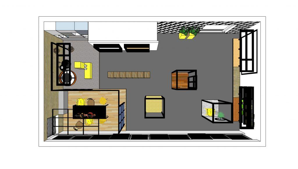 3d interieuradvies plan ontwerpstudio Uden