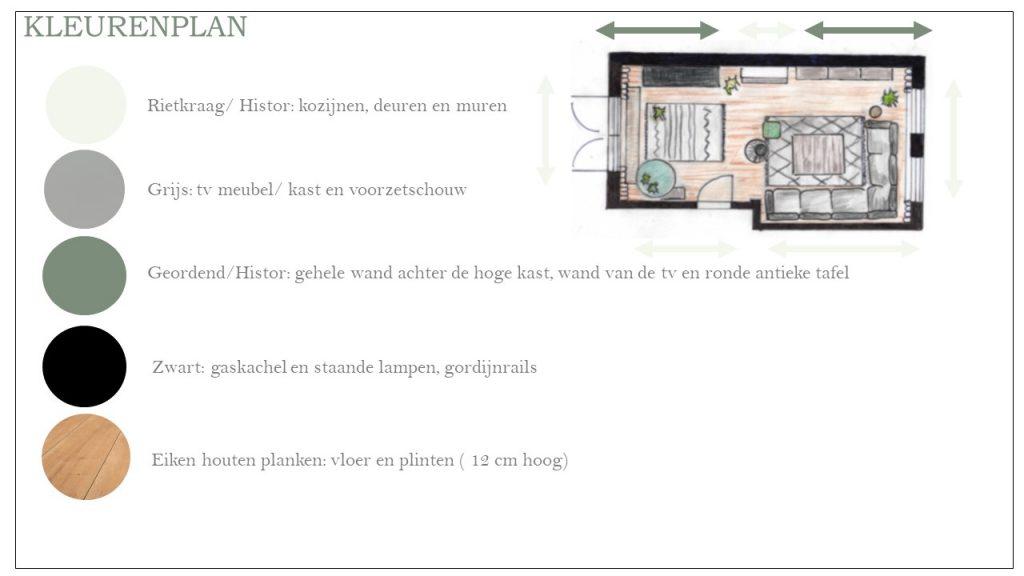 sfeermoodboard interieuradvies Boekel