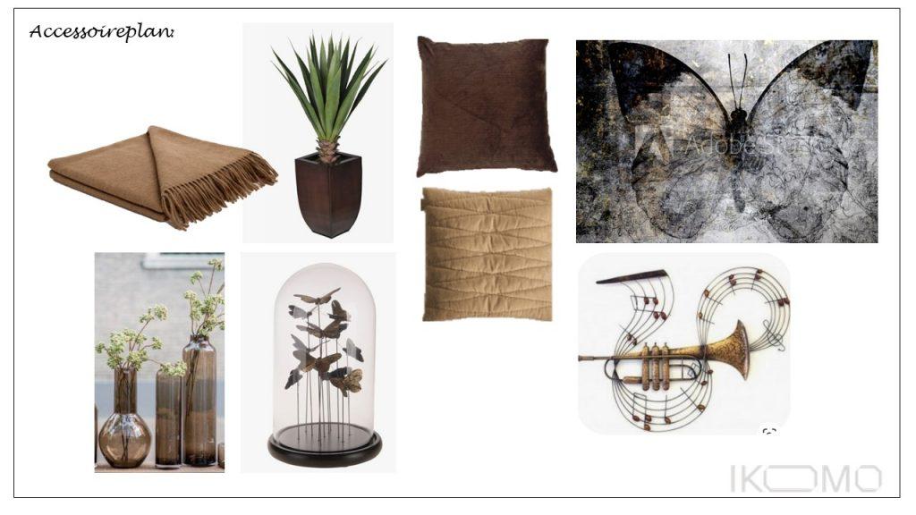accessoireplan meubelplan kleuradvies Heesch