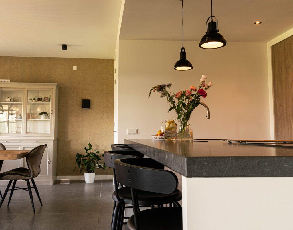 Detail foto keuken interieur styling Erp