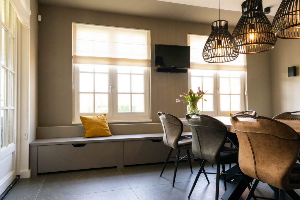 Detail foto keuken interieurontwerp Erp